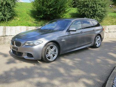 gebraucht BMW M550 5er d xDrive Touring