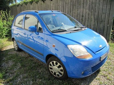 gebraucht Chevrolet Matiz 1.0 - bequemes, kleines, sparsames Auto