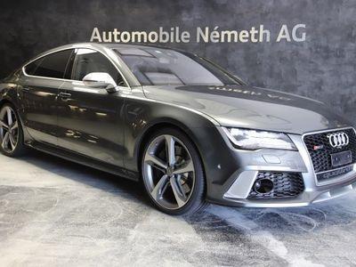 gebraucht Audi RS7 Sportback 4.0 TFSI V8 quattro S-tronic