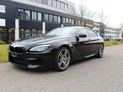 gebraucht BMW M6 Coupé Competition Drivelogic mit M Carbon-Keramikbrem