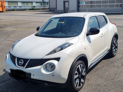 gebraucht Nissan Juke 1.6 16V n-tec