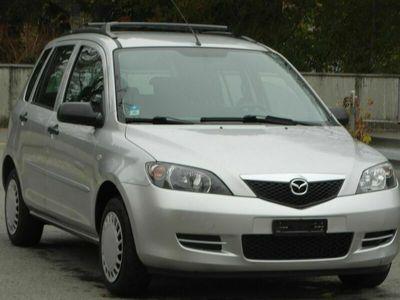 gebraucht Mazda 2 1.4i 16V Confort