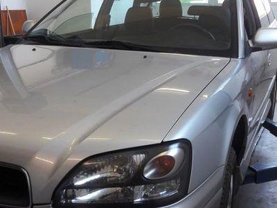 gebraucht Subaru Legacy 2.5l 2002