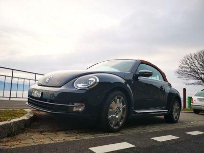 gebraucht VW Beetle Cabriolet 1.2 TSI Karmann DSG