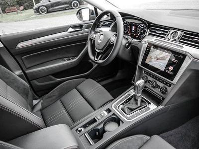 gebraucht VW Passat Alltrack Variant 2.0TSI DSG S-DACH LED NA