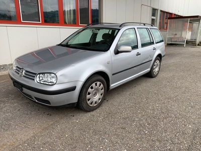 gebraucht VW Golf 2.0 4x4 138000km