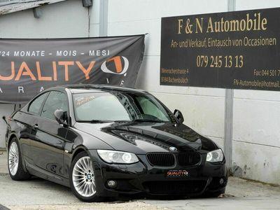 gebraucht BMW 325 3er 325i Coupe / M Sportpaket / 2010 / 134t Km / Einzigartig 3er i Coupe / M Sportpaket / 2010 / 134t Km / Einzigartig