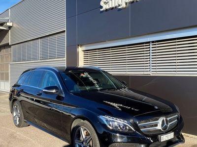 gebraucht Mercedes C220 BlueTEC AMG Line