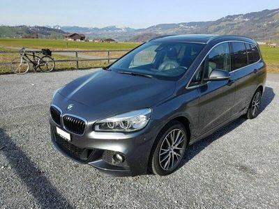gebraucht BMW 220 Gran Tourer 2er 220d xDrive Gran T MSport