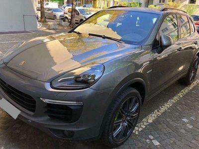 gebraucht Porsche Cayenne S E-Hybrid Cayenne E- (SUV / Geländewagen)