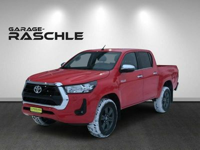 gebraucht Toyota HiLux 2.4D-4D Style Double Cab 4x4 A