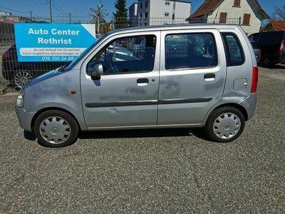 gebraucht Opel Agila 1.2 16V Comfort
