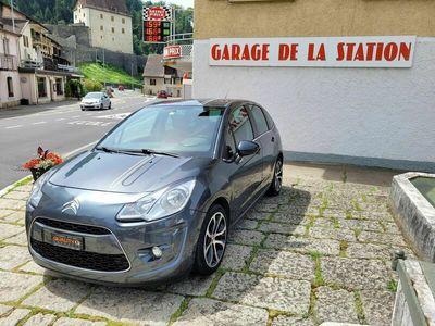gebraucht Citroën C3 1.6i 16V Red Block