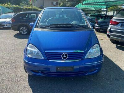 gebraucht Mercedes A190 A-KlasseL Elégance