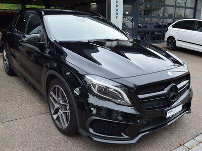 gebraucht Mercedes GLA45 AMG GLA-KlasseAMG 4Matic All-Black
