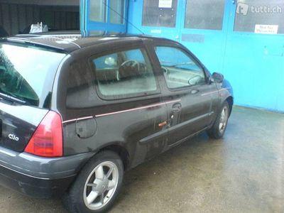 gebraucht Renault Clio II 1.6Liter 16V