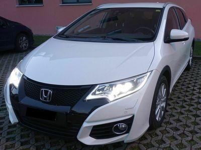 gebraucht Honda Civic Tourer Lifestyle 1.6i-DTEC