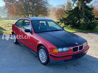 gebraucht BMW 318 Compact ti e36 mit Sperdiff.