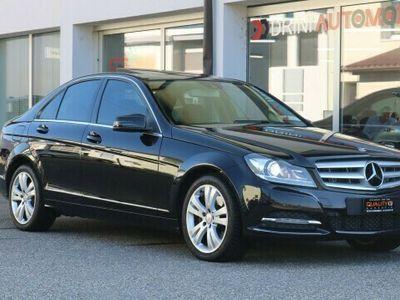 gebraucht Mercedes C300 C-KlasseCDI BlueEfficiency Elégance 4Matic 7G-Tronic