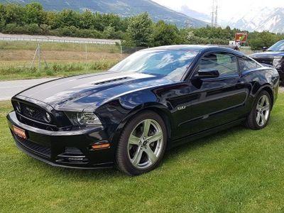 gebraucht Ford Mustang GT Premium 2013