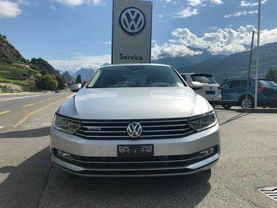 gebraucht VW Passat 2.0 TDI BMT Comfortline DSG 4Motion