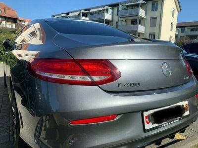 gebraucht Mercedes C400 Coupé AMG Line 4Matic 9G-tronic
