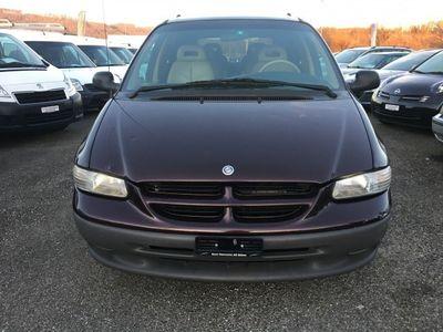 gebraucht Chrysler Voyager 3.3 LE