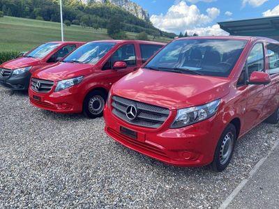 gebraucht Mercedes Vito 114 CDI 7G-Tronic Euro 5