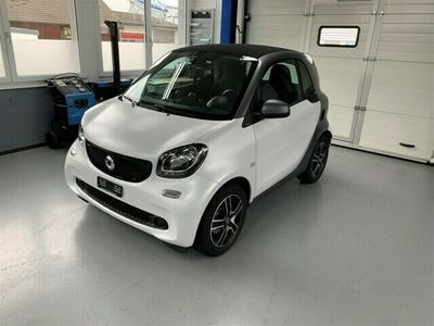 gebraucht Smart ForTwo Coupé Fortwo fortwo Fortwo