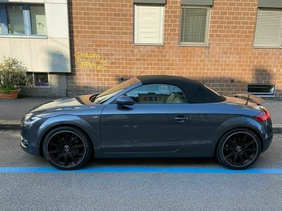gebraucht Audi TT Roadster 8j 200PS