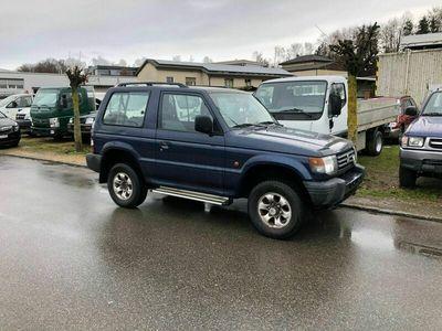 gebraucht Mitsubishi Pajero 2.5 TDI M.FreeSt.P