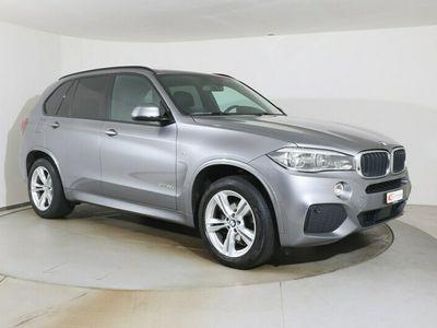 gebraucht BMW X5 xDrive 30d M Steptronic