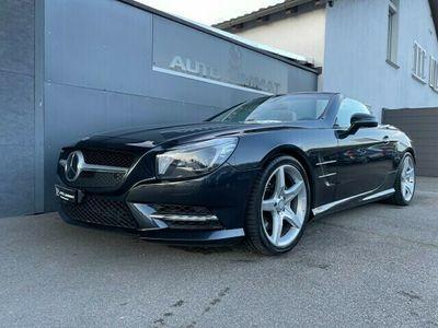 gebraucht Mercedes SL500 SL 500 7G-Tronic7G-Tronic