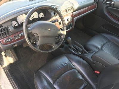 gebraucht Chrysler Sebring 2.7 V6 Limited (LX)