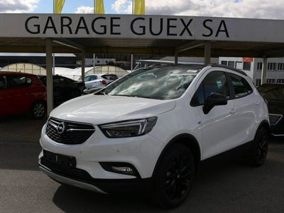 gebraucht Opel Mokka X 1.4T 4x4 Black Roof S/S