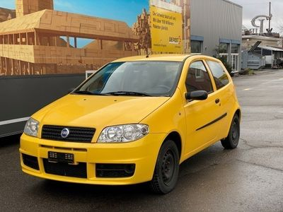 gebraucht Fiat Punto 1.2 16V Active