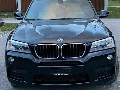 gebraucht BMW X3 X3 xDrive 20d M-PaketxDrive 20d M-Paket