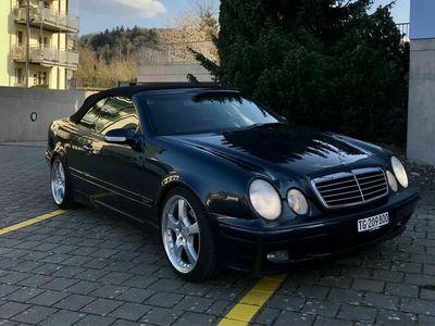 gebraucht Mercedes CLK320 CLK MercedesLorinser Cabrio