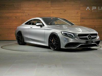 gebraucht Mercedes S63 AMG AMG Coupé 4Matic Speedshift MCT