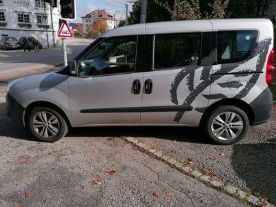 gebraucht Opel Combo Combo TourD 1.4 CNG ecoF Enjoy Camper