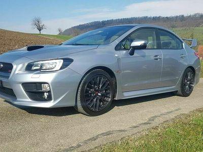 gebraucht Subaru WRX STI WRX STI ***frisch ab MFK******frisch ab MFK***