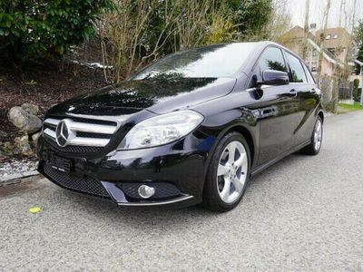 gebraucht Mercedes B180 Active Edition