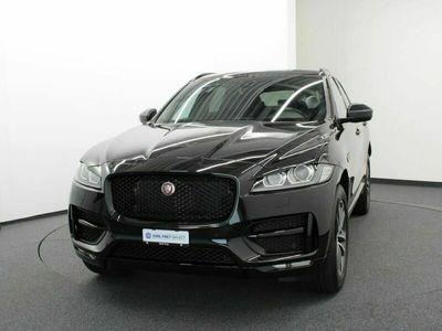 gebraucht Jaguar F-Pace 2.0 D 180 90YRS Celeb. Ed. AWD
