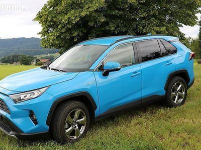 gebraucht Toyota RAV4 4x4 2.5 HSD Trend Hybrid (222PS)