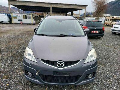 gebraucht Mazda 5 2.0d 16V Exclusive