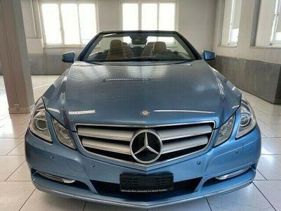 gebraucht Mercedes E350 E-KlasseCGI BlueEfficiency 7G-Tronic