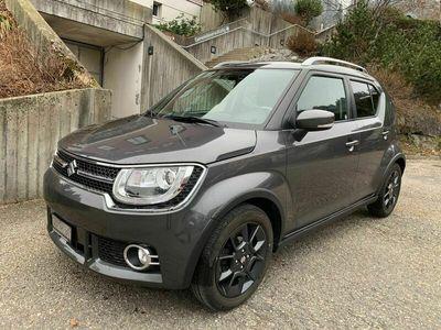 gebraucht Suzuki Ignis 1.2i Compact Top Hybrid 4x4