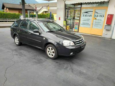 gebraucht Chevrolet Nubira 1.6 station wagon
