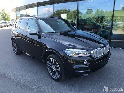 gebraucht BMW X5 xDrive M50d Pure M Sport Plus Steptronic