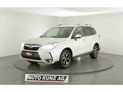 gebraucht Subaru Forester 2.0XT Luxury Lineartronic New